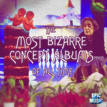 Bizarre Concept Albums