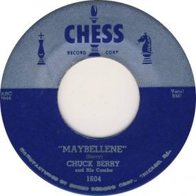Maybellene Chuck Berry