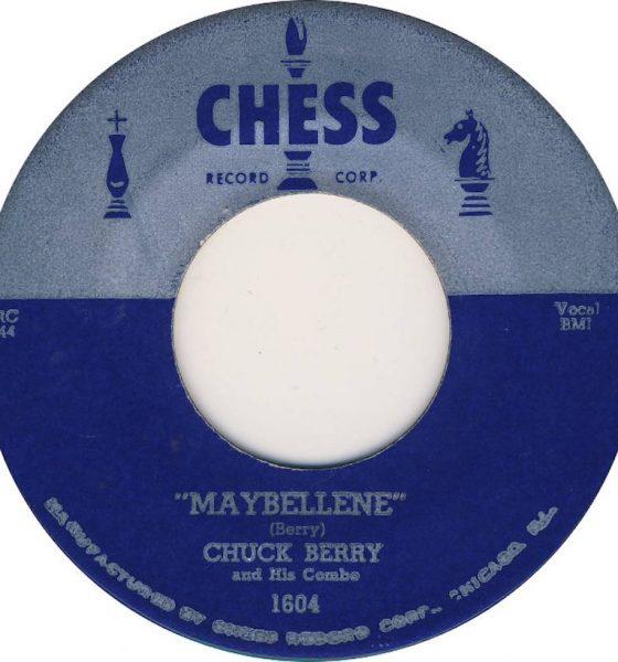 Maybellene Chuck Berry