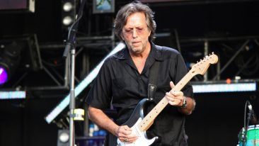 New Eric Clapton Documentary Set To Premiere At Toronto Film Festival