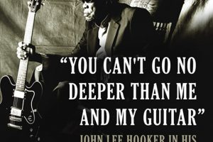 """You Can't Go No Deeper Than Me And My Guitar"": John Lee Hooker In His Own Words"