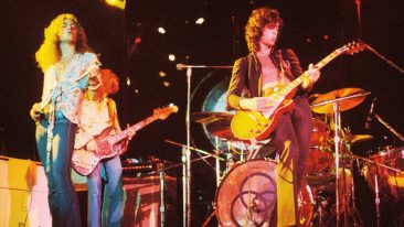 Rare Film Footage Of Led Zeppelin Circa 1970 Surfaces