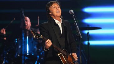Paul McCartney Plays Drums On Forthcoming Foo Fighters Album 'Concrete & Gold'