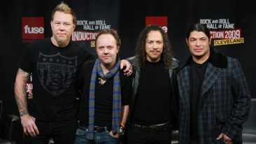 Metallica Stream Final Date Of Their Current US Tour Tonight