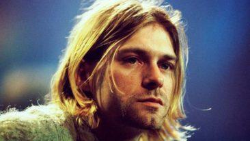 Never Before Shown Kurt Cobain Paintings Displayed At 2017 Seattle Art Fair