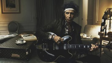 Keith Richards To Auction Ferrari At Classic Car Sale