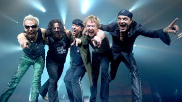 """Scorpions Put Longevity Down To Not Sounding """"Like An Oldies Band"""""""