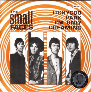 All Too Beautiful For Small Faces In 'Itchycoo Park'