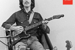 Fender Create Special Limited Edition George Harrison Telecaster