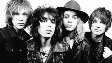 For 'One Night Only', The Struts' London Headline Show Upgraded To Camden's Electric Ballroom