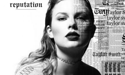 Taylor Swift New Album 'Reputation'