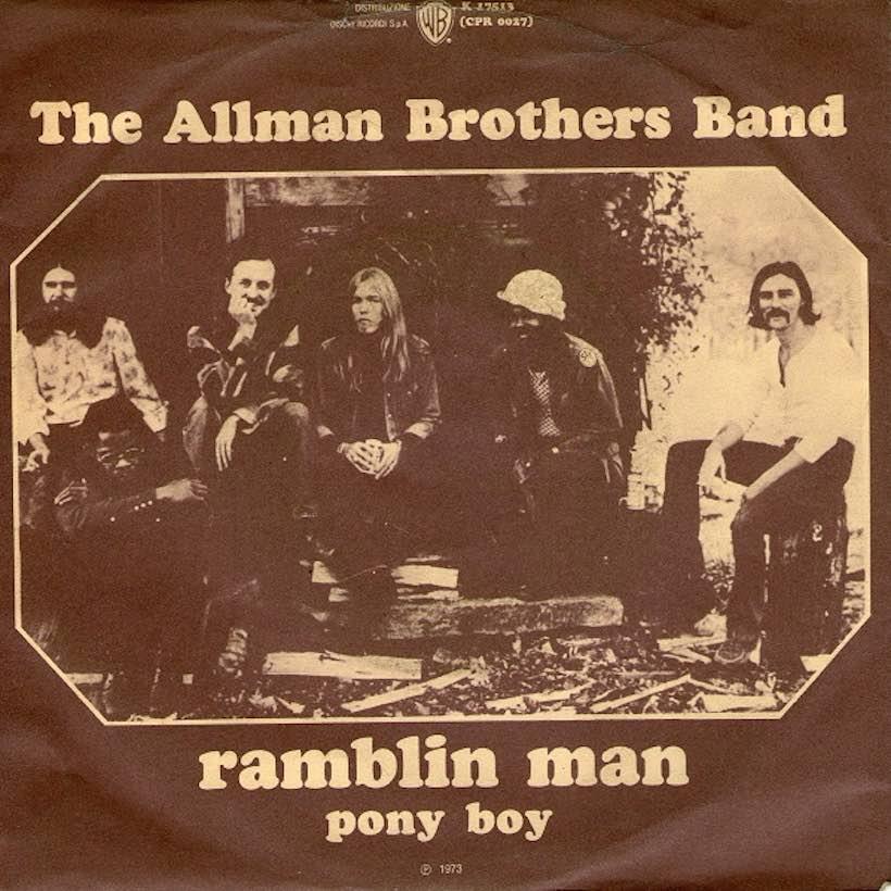 Allman Brothers Ramble Onto The Singles Scene