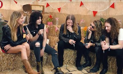 Tyler Bryant And The Shakedown Interview