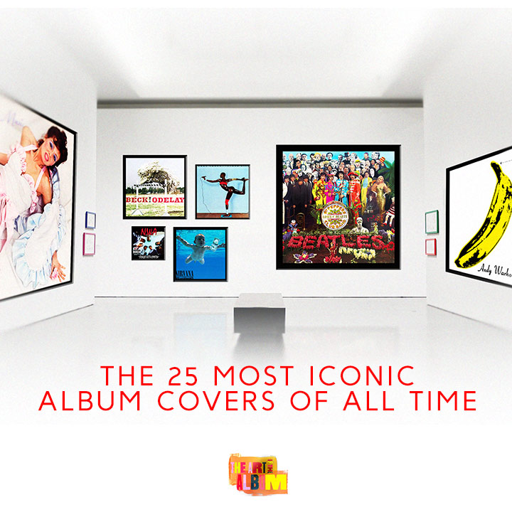 The 25 Most Iconic Album Covers Of All Time Udiscover