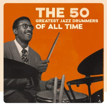 The 50 Greatest Jazz Drummers Of All Time