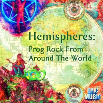 Hemispheres: Prog Rock From Around The World Facebook Art 2