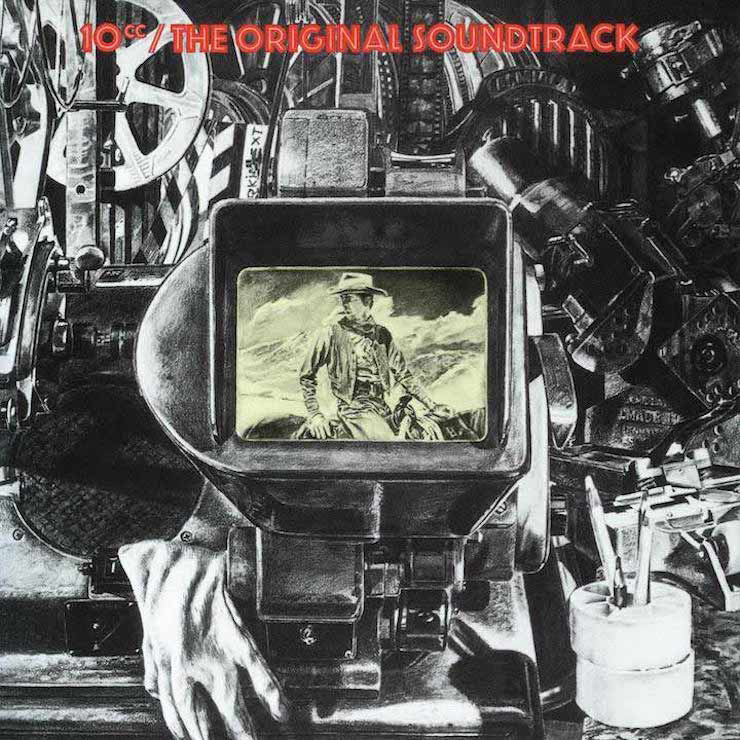 10cc The Original Soundtrack Album Cover