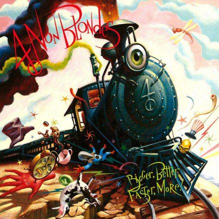 Vinyl Debut For 4 Non Blondes
