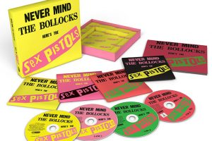 'Never Mind The Bollocks, Here's The Sex Pistols' Gets Super Deluxe Reissue