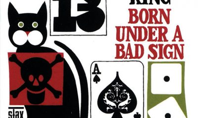 Albert King Born Under A Bad Sign album cover web optimised 820
