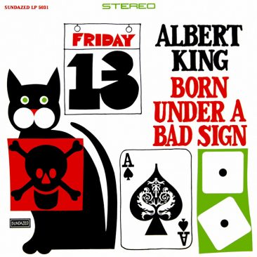 More Talent Than Luck: Albert King's 'Born Under A Bad Sign'