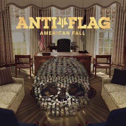 Anti-Flag Reveal Album American Fall