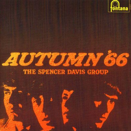 Autumn '66 Spencer Davis Group