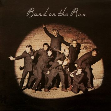 Wings Band On The Run album