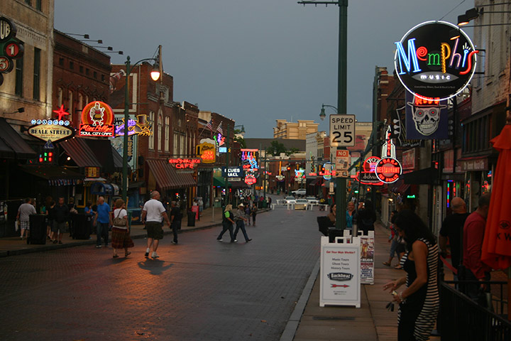 Beale Street Feature
