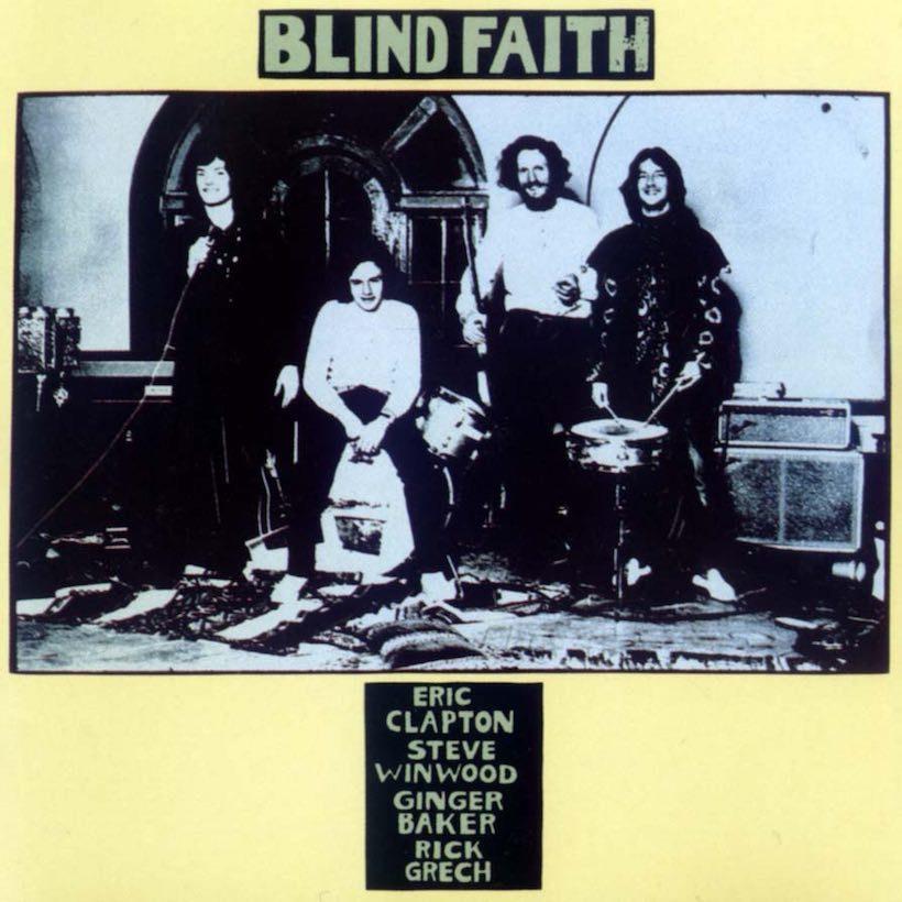Blind Faith artwork: UMG