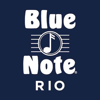 Blue Note Rio logo