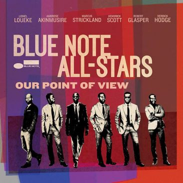 Blue Note All-Stars Present Their 'Point Of View'