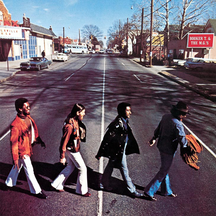 Booker T And The MGs Take The Beatles To 'McLemore Avenue'
