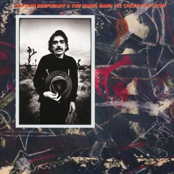Captain Beefheart Ice Cream For Crow album cover web optimised 820