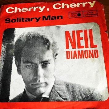 Cherry Cherry Neil Diamond