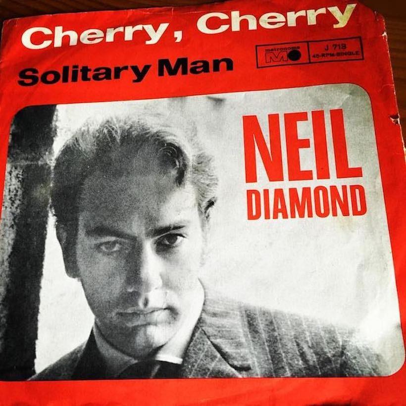 Neil Diamond artwork: UMG
