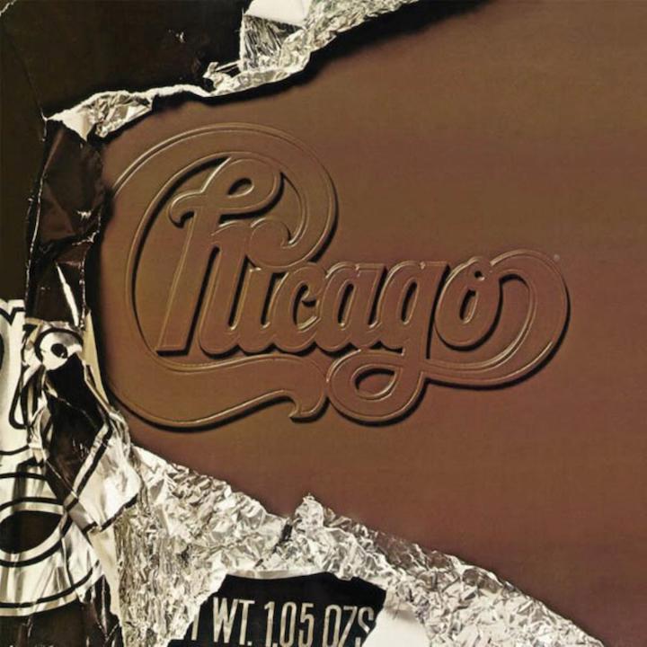 Chicago Album Logos