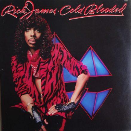 Cold Blooded Rick James album