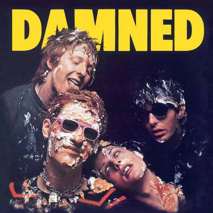 Damned Album Cover