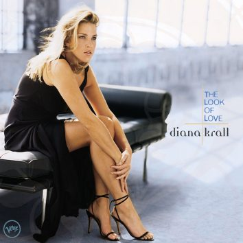 Diana Krall The Look Of Love album cover web optimised 820