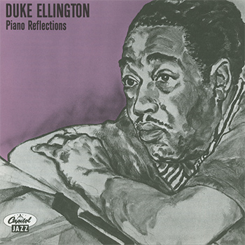 Duke Ellington Piano Reflections Album Cover