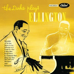 Duke Ellington The Duke Plays Ellington album cover web optimised 820