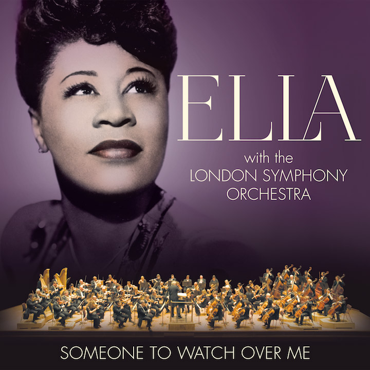 Ella Fitzgerald Sings With London Symphony Orchestra On New Album