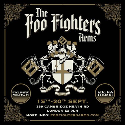 Fo Fighters Set To Open London Pub