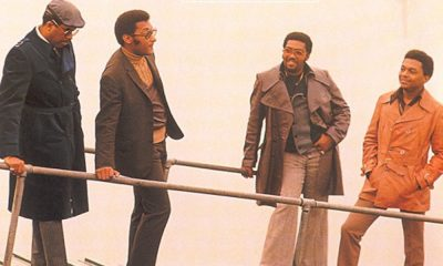 Four Tops Anthology cover pic