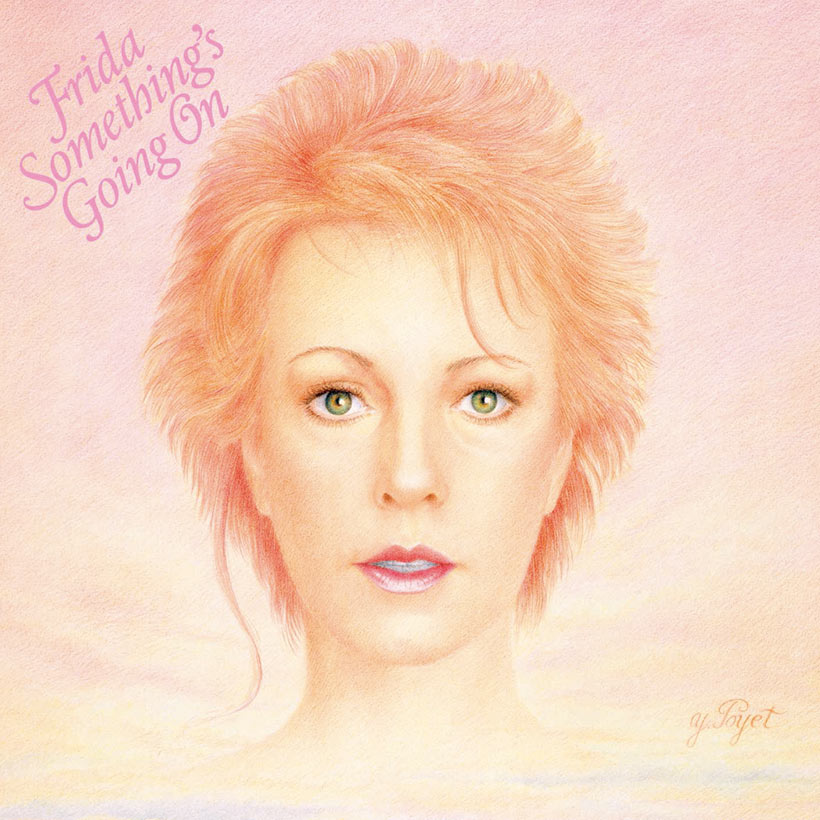 Frida Something's Going On Album cover web optimised 820