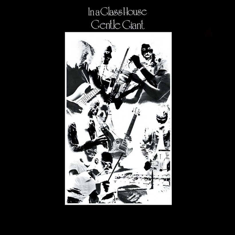 Gentle Giant In A Glass House album cover web optimised 820