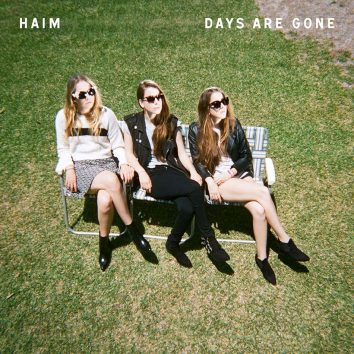 Haim Days Are Gone album cover web optimised 820
