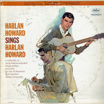 Harlan Howard Sings Harlan Howard