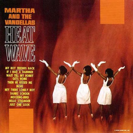 Heat Wave album Martha and Vandellas